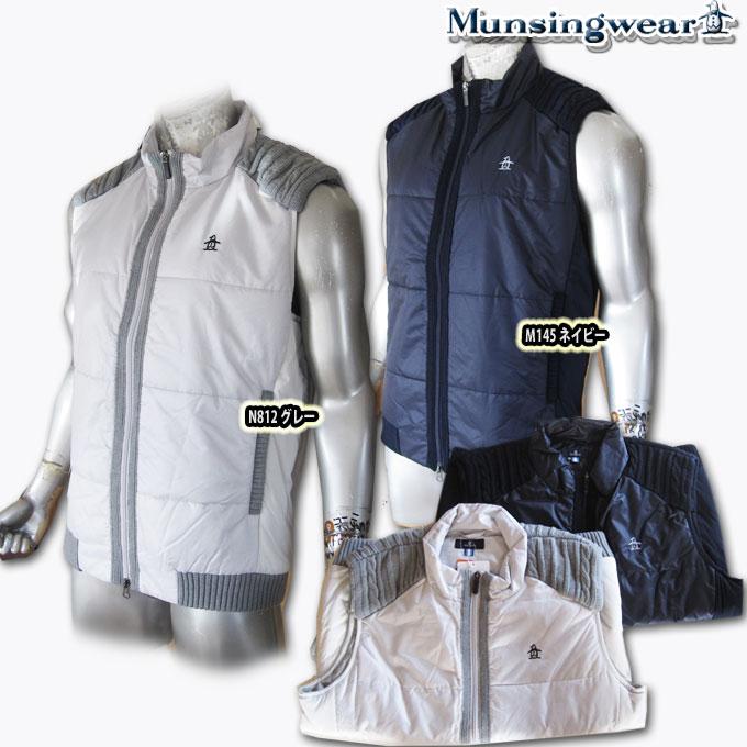 マンシングウェア(Munsingwear) Heat Navi 中綿ベスト