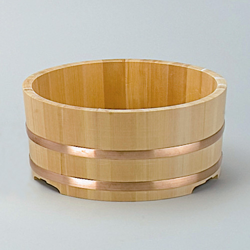【茶道具/水屋道具】茶碗たらい桶(おけ)