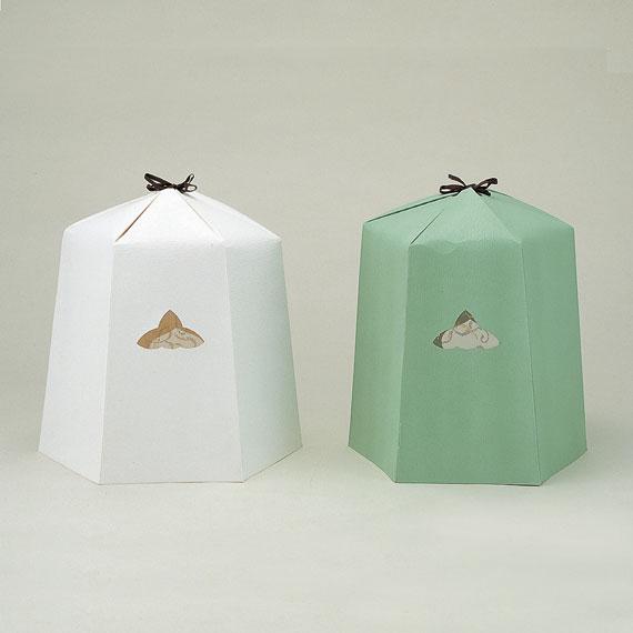 【茶道具/風炉覆い】檀紙雪洞(せっとう、せつどう、ぼんぼり)