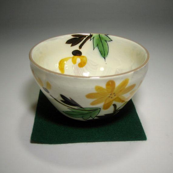 茶道具 数量限定 抹茶碗 評判 花言葉のお茶碗 10月 菊