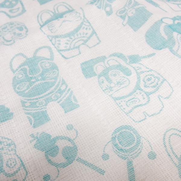 Shop Towels Paper Mache: Tea For You KOGETSUEN: Fortune Dishcloth Dog Papier-mache
