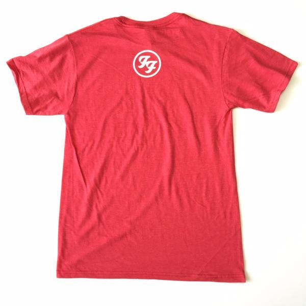 """岩石 T 衬衫带 T 衬衫喷火战机 foo fightferz""""试一下身手""""红富士摇滚节夏季节 T t 恤岩石男士 T 衬衫 T 恤"""