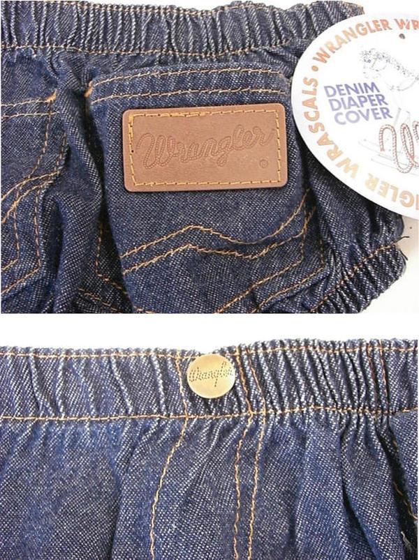 Diaper Cover denim Indigo baby baby diaper cover