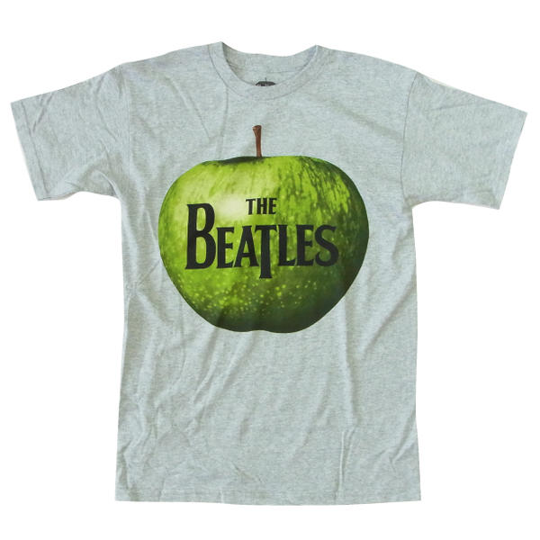 The BEATLES Apple Logo T SHIRTS Is Finally Appeared On Shirts
