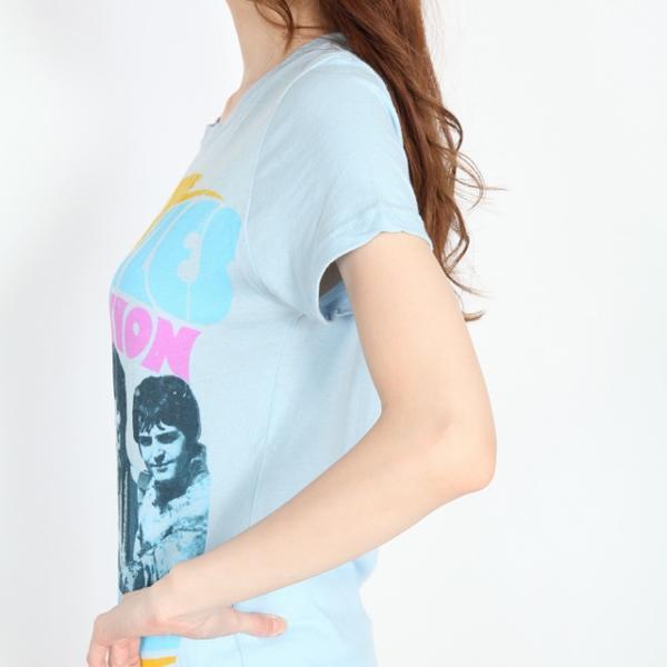 "THE BEATLES / the Beatles ""HEY JUDE"" women's t-shirt"
