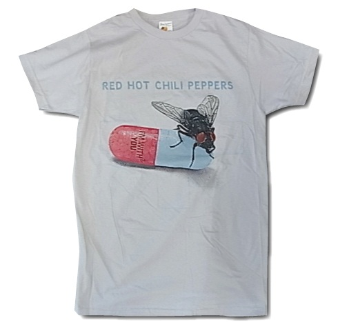 774258e6 tab11: Rock T shirts band T Shirt RED HOT CHILLI PEPPERS / red hot ...