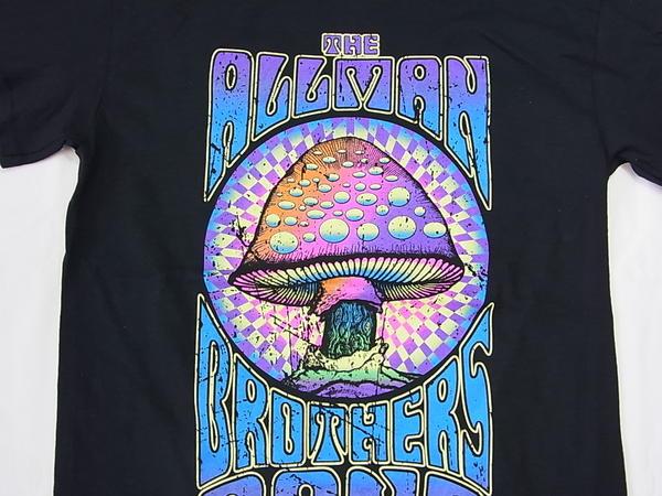 """tab11: ★ Rock shirts, band T shirts ★ THE ALLMAN BROTHERS BAND """"psychedelic mushrooms ..."""