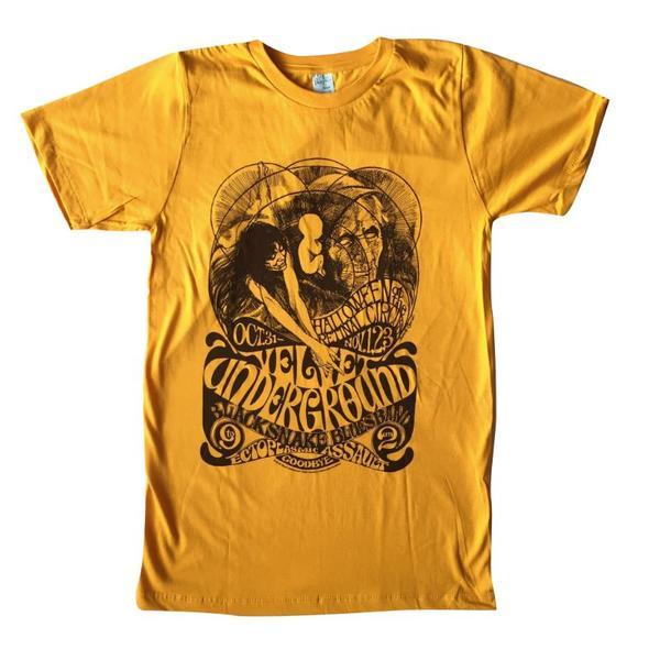 Velvet Underground HALLOWEEN