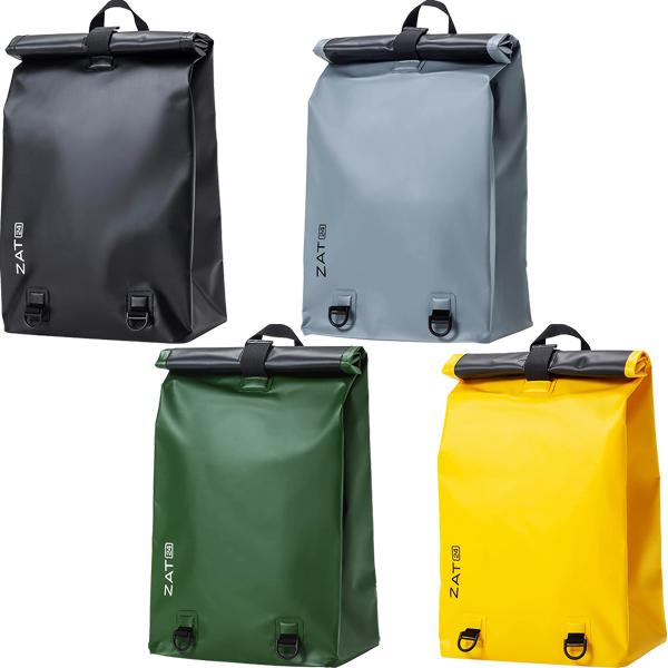 爆買いセール ZATドライバッグ バックパックタイプ 永遠の定番 水から守る 水で洗える ザット 防水素材 ドライバッグ