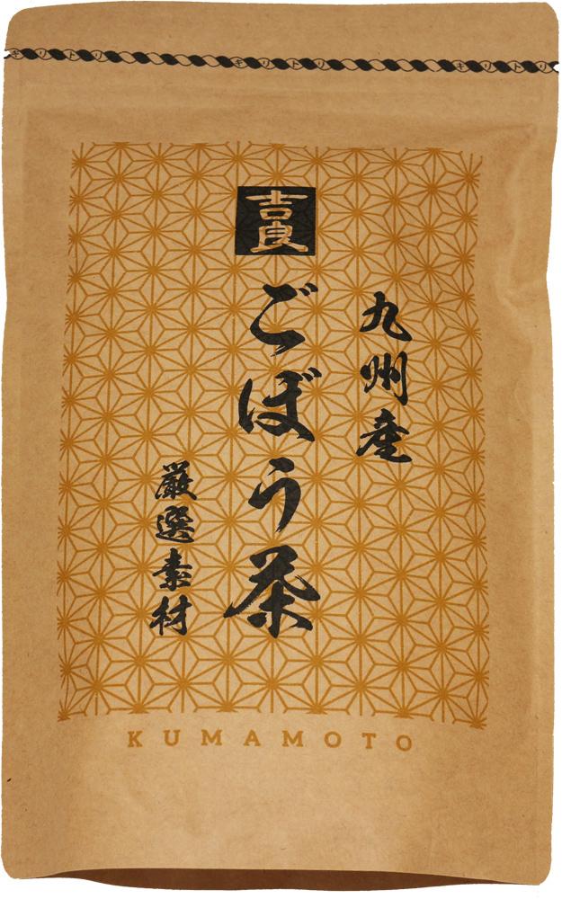 グルメな栄養士の選んだ 九州産ごぼう茶 60g(2g×30包)×20袋  【牛蒡茶 国産100% 業務用 吉良食品】