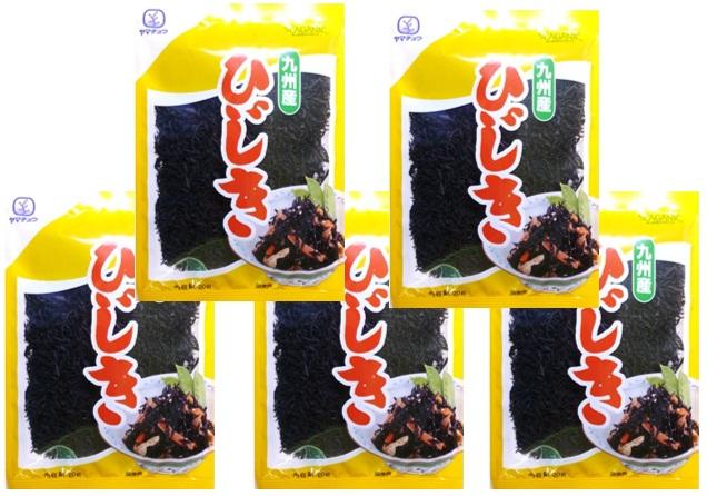 【宅配便送料無料】 九州ひじき屋の 九州産 ひじき(芽ひじき) 20g×5袋【ヤマチュウ 山忠 国産】