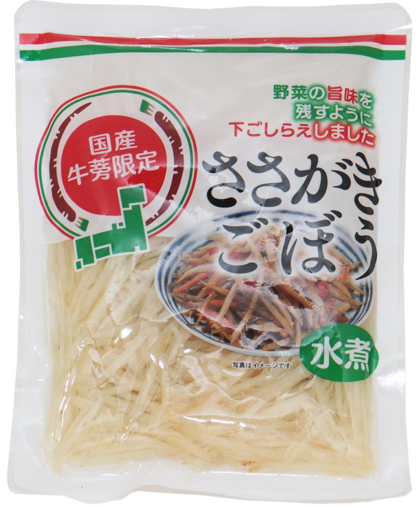 野菜の旨味を残すように下ごしらえしました 国産牛蒡限定 流行のアイテム 日本限定 ささがきごぼう 100g 国内産 アスカフーヅ 国内加工 水煮 ささがき牛蒡
