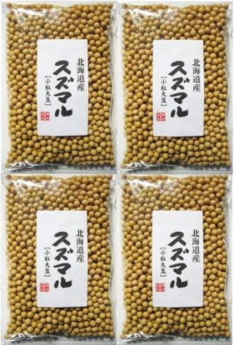 納豆でおなじみの小粒大豆 雑穀ごはんや豆ごはんに最適です 年々北海道での作付けが減っている為 信憑 貴重な豆になりつつあります 豆力特選 小粒大豆 雑穀 1kg 別倉庫からの配送 限定品 北海道産 スズマル