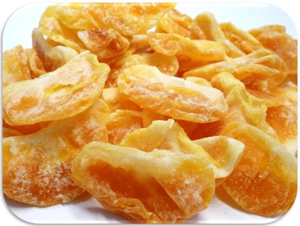世界美食探究 タイ産 ドライフルーツ 濃厚オレンジピース(実) 20kg【業務用】【送料無料】【ドライオレンジ、おれんじ、ドライミカン、乾燥みかん】