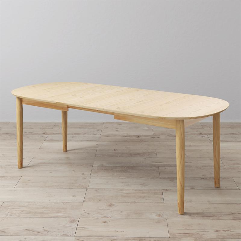 商品名| CNL 伸縮式ダイニングテーブル材 料| アッシュ突板/ラバーウッド無垢北欧テイスト ウレタン塗装 伸張式テーブル 伸縮式 エクステンションテーブルシンプル 北欧 カフェダイニング食卓テーブル 木製 ミッドセンチュリー