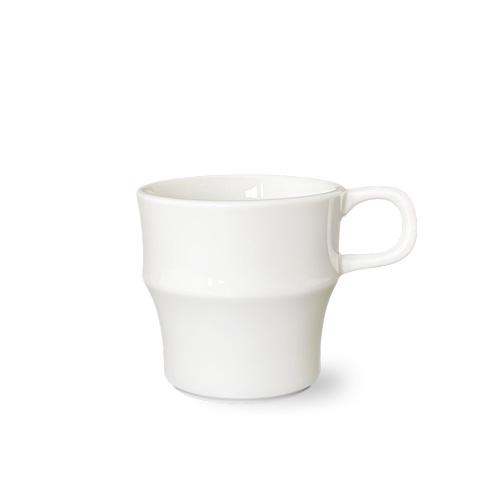 ちょっとだけ素材を厚くした安定感のあるスタックマグカップ 2021 4 6 リニューアル MS 毎週更新 スタッキング マグカップ日本製 磁器 食器 白 マグ SALE開催中 スープカップ スタック カップ ポタリ コップ 白い食器 コーヒーカップ 安定 重なる