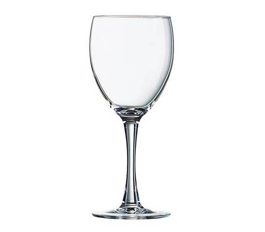 カジュアルで丈夫なワイングラス ポイント5倍 春の新作シューズ満載 期間限定 プリンセサ ワイングラス 一部予約 230cc Arc International グラス シンプル ワイン