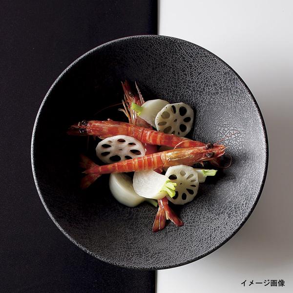 墨縅 すみおどし 4寸8分多用丼 (15.0cm)