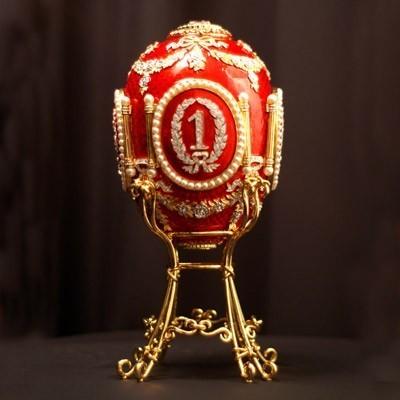 インペリアルイースターエッグ コーカサス(レプリカ) Lサイズ Caucasus Egg