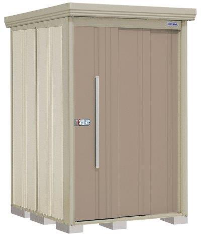 タクボ物置ND-1315・標準型・一般型【ストックマン】●物置 屋外 収納庫 物置 おしゃれ ベランダ収納庫 屋外 スチール物置