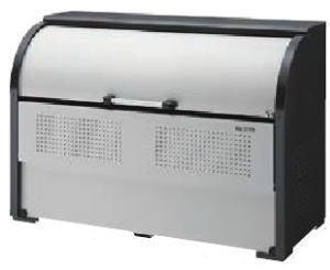 ダイケン クリーンストッカー CKR-1607-2型 ゴミ収集庫 ゴミ箱 屋外