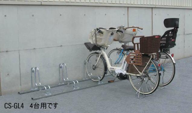 ダイケン CSーGL4 DAIKEN サイクルスタンド ダイケン 自転車ラック CSーGL4 DAIKEN 電動アシスト自転車対応, 日吉村:911994ff --- sunward.msk.ru