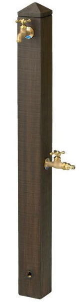 nikko ニッコー立水栓ユニット モ・エットL OPB-RS-27W 立水栓 水栓柱