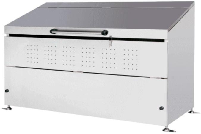 本店は グリーンライフ ステンレスダストボックス DB-1000L・ゴミ保管庫・ゴミステーション, プロ工具のJapan-Tool 18197b34