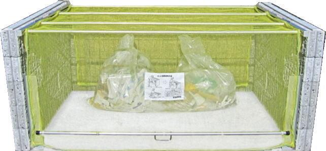 レールとガード部材を取付けるだけの簡単施工 ダイケン クリーンストッカー まとめ買い特価 ネットタイプ 売買 ゴミ収集庫 CKA-1616型