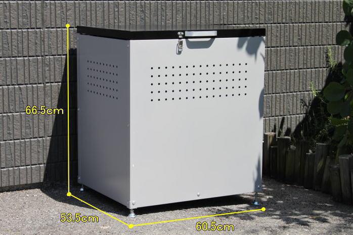 スチール製 粉体塗装で強度があり 熱や汚れに強いダストボックス ダイマツ ダストボックス DB-60 リサイクルボックス ゴミ箱 ゴミステーション 屋外 ランキング総合1位 注文後の変更キャンセル返品 倉出し