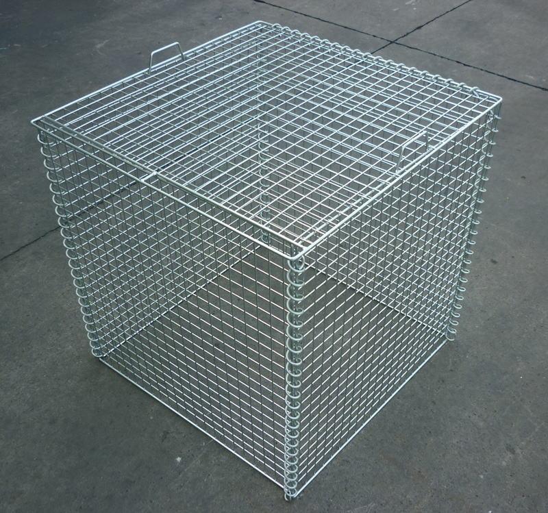 <title>折りたたみ式で組立らくらく しかも亜鉛メッキ鋼板だから丈夫で長持ち サンキン 折りたたみ可能なゴミ収集庫 GPE-200 底板なし リサイクルボックス 捧呈</title>
