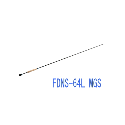 【在庫限定特価】アブガルシア ファンタジスタ ディーズ FDNS-64L MGS