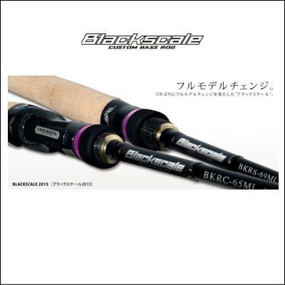 【バレーヒル】 ブラックスケール BKRC-69M