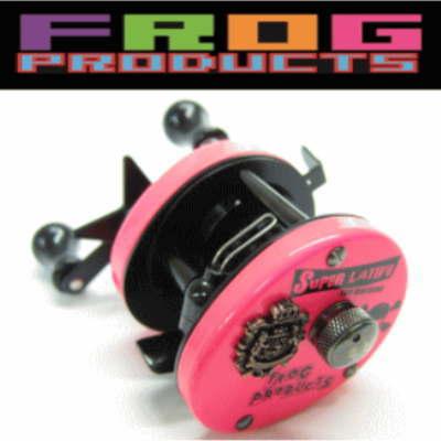 FROG フロッグ トイマシーン スーパーレイティブ ピンク