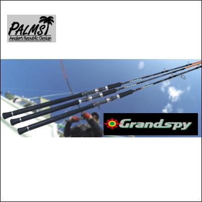 パームス PALMS グランドスパイ GPGC-63ML ベイトモデル