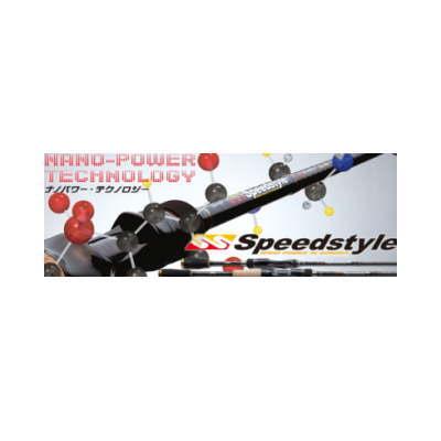 メジャークラフト スピードスタイル SSS-S68L/SFS ソリッドティップモデル