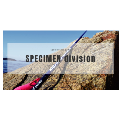 ブリーデン スクィッドゲーム SWG-SPECIMEN86