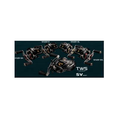 ダイワ スティーズ SV TW 1012SV-XH / 1012SV-XHL