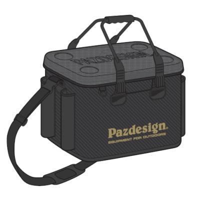 パズデザイン PAC-293 PSL バッカン5 ブラック/ゴールド 【 Mサイズ 】 【 タイプB 】 【納期3~11日】
