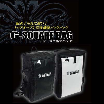 【ご予約・11月発売予定】ガンクラフト ジースクエアバッグ G-SQUARE BAG