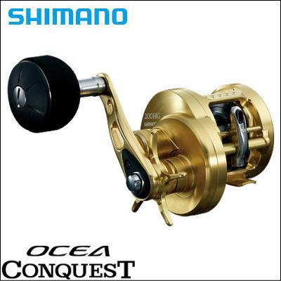 【SHIMANO】 シマノ 14オシア コンクエスト コンクエスト 200HG 200HG/201HG シマノ/201HG, 1make:999ec6b4 --- colormood.fr