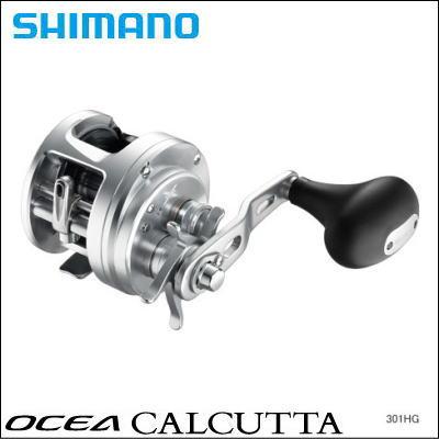 【SHIMANO】 シマノ 13オシア カルカッタ 300HG/301HG