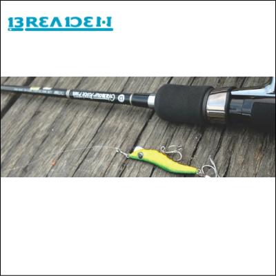 ブリーデン BREADEN グラマーロックフィッシュ GRF-TX63M