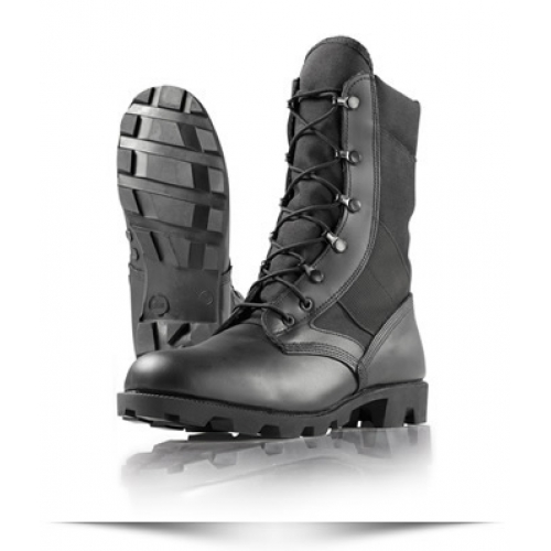 B130 Hot Weather Jungle Combat Boot Black