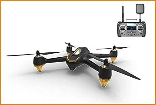 Hubsan Professional Version H501S X4 Pro 5.8G FPV Brushless With 1080P HD Camera GPS RTF