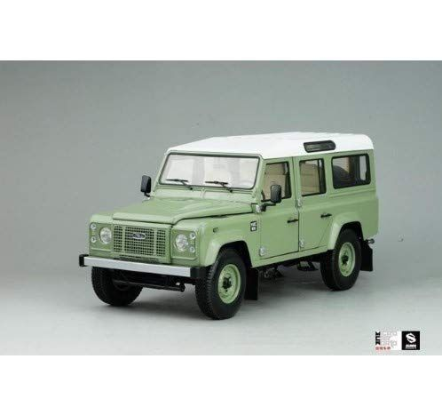 ダイキャストカー 1:18 Defender 110 Heritage Edition 2015 + SMALL GIFT
