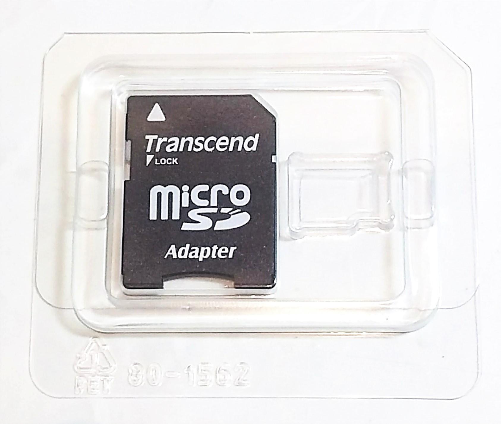 売却 SDカードには必需品 microSDカードからSDカードに変換アダプタ 流行のアイテム 送料94円 透明パッケージ付き