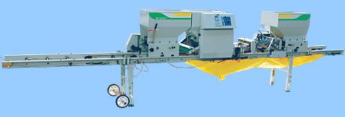 コンマ農業機械 水稲用播種機[ちどり型・全自動型] SP-G330TY
