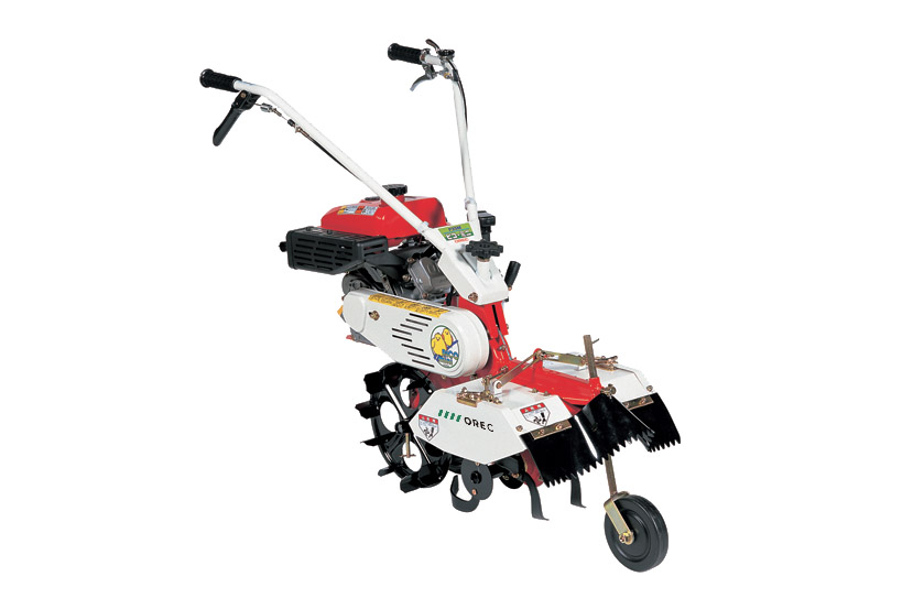 【正規品直輸入】 管理作業機 エースローター(ピコ・ミニ) ローター無し P40 オーレック:プロが使う農機具屋「タガヤス」  OREC-ガーデニング・農業