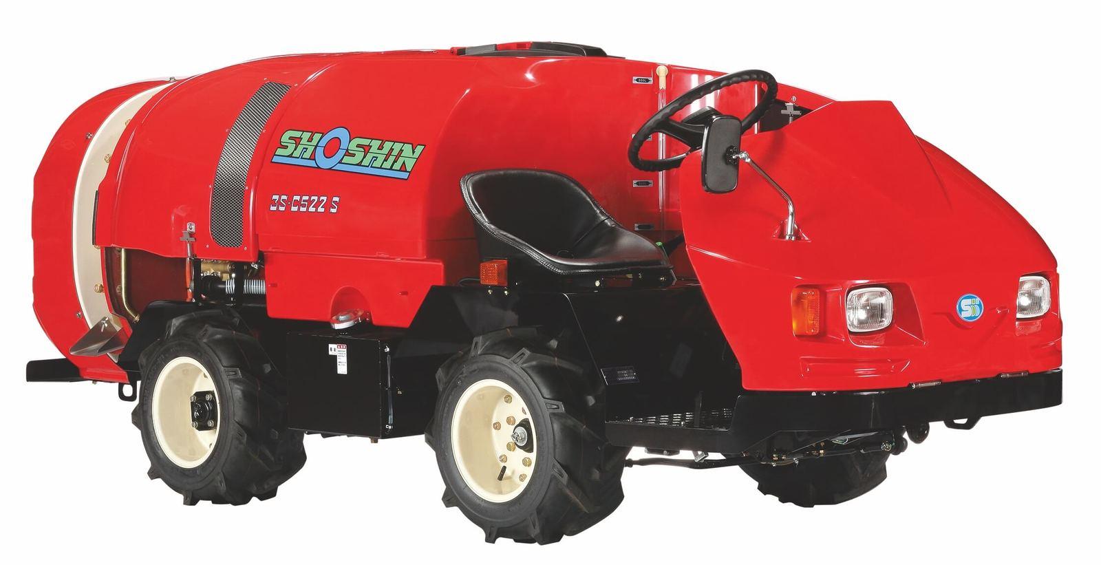 4WDスピードスプレヤー 3S-C522S SHOSHIN SS